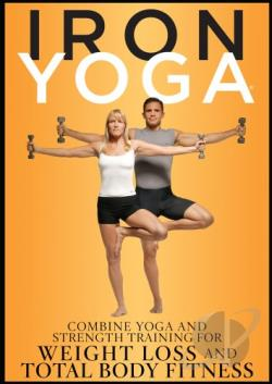 Iron Yoga DVD Cover Art