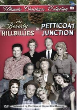 Beverly Hillbillies/Petticoat Junction - Ultimate Christmas Collection DVD Cover Art