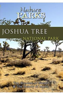 Nature Parks - Joshua Tree California DVD Cover Art