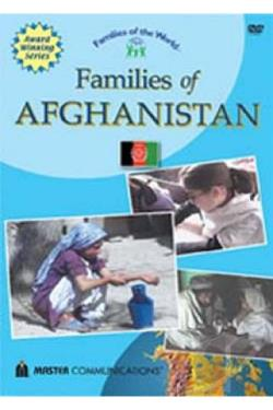 Families of the World: Families of Afghanistan DVD Cover Art