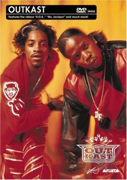 Outkast - B.O.B./ MS. Jackson DVD Cover Art