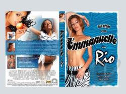Emmanuelle In Rio DVD Cover Art
