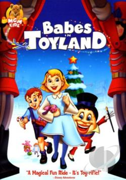 Babes in Toyland DVD Cover Art