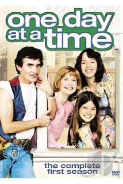 One Day at a Time - The Complete First Season DVD Cover Art