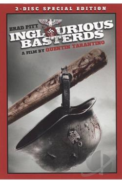 Inglourious Basterds DVD Cover Art