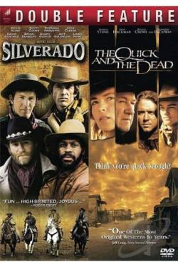 Silverado/The Quick and the Dead 2-Pack DVD Cover Art