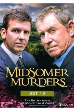 Midsomer Murders: Set 19 DVD Cover Art