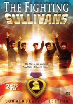 Fighting Sullivans DVD Cover Art