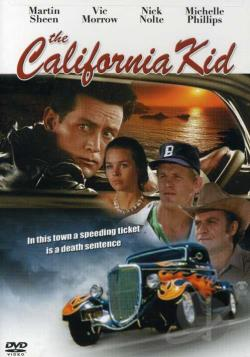 California Kid DVD Cover Art