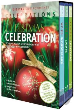 Christmas Celebration BRAY Cover Art