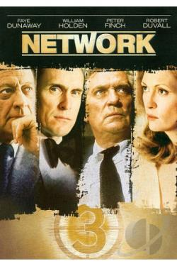 Network DVD Cover Art