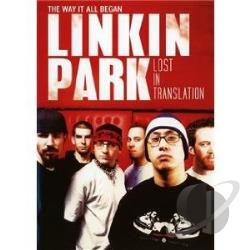 Linkin Park: Lost in Translation DVD Cover Art