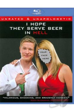 I Hope They Serve Beer in Hell BRAY Cover Art