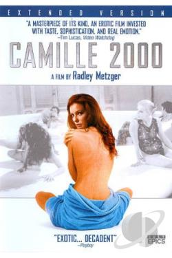 Camille 2000 DVD Cover Art
