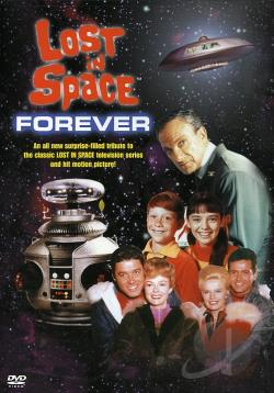 Lost In Space Forever DVD Cover Art