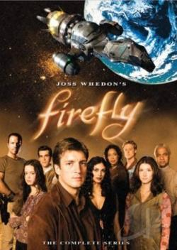 Firefly - The Complete Series DVD Cover Art
