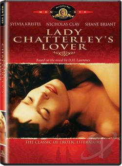Lady Chatterley's Lover DVD Cover Art