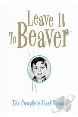 Leave It To Beaver - The Complete First Season DVD Cover Art