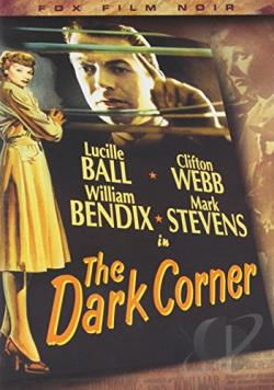 Dark Corner DVD Cover Art