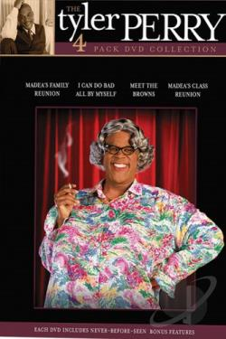 Tyler Perry Collection DVD Cover Art