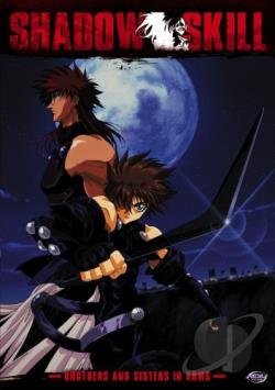 Shadow Skill - Vol. 2: Brothers & Sisters in Arms DVD Cover Art