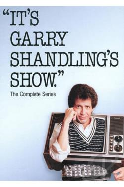 It's Garry Shandling's Show - The Complete Series DVD Cover Art