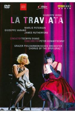 Traviata (Oper Graz) DVD Cover Art