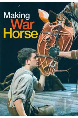 Making War Horse DVD Cover Art