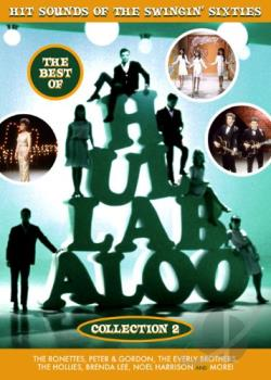 Best of Hullabaloo: Collection 2 DVD Cover Art