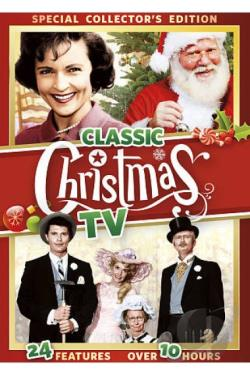 Classic Christmas TV DVD Cover Art