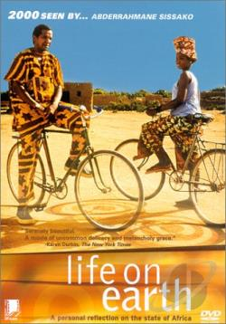 Life On Earth DVD Cover Art
