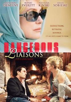 Dangerous Liaisons DVD Cover Art