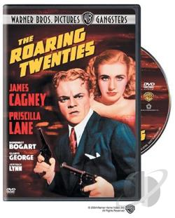 Roaring Twenties DVD Cover Art