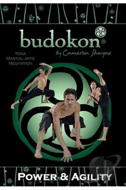 Budokon: Power and Agility Yoga DVD Cover Art