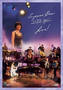 Suzanne Ciani and The Wave - Live! DVD Cover Art