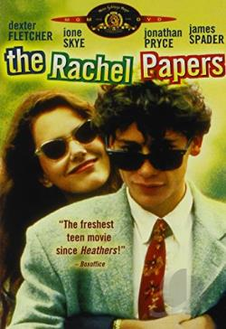 Rachel Papers DVD Cover Art