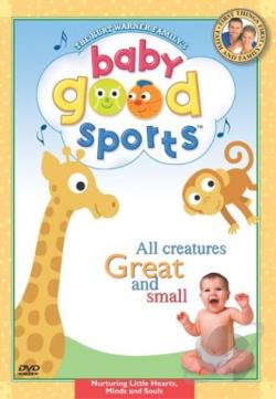 Baby Good Sports - All Creatures Great And Small DVD Cover Art