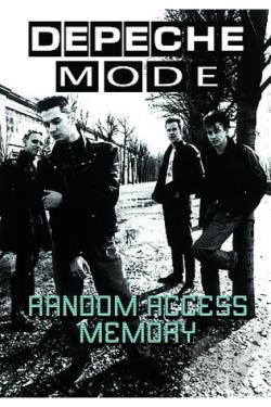 Depeche Mode - Random Access Memory DVD Cover Art