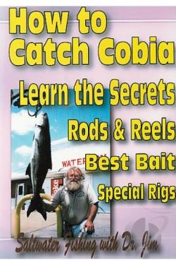 How to Catch Cobia DVD Cover Art