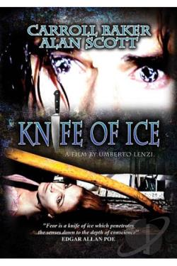 Knife Of Ice DVD Cover Art