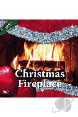Plasma Art: Christmas Fireplace DVD Cover Art