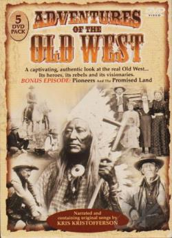 Adventures Of The Old West - Box Set DVD Cover Art