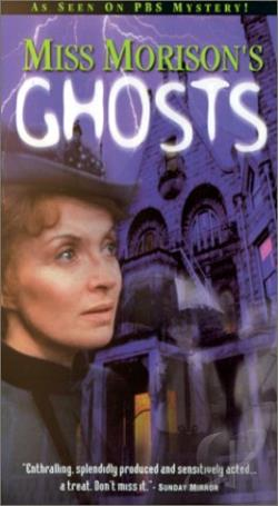 Miss Morison's Ghosts DVD Cover Art