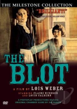 Blot DVD Cover Art