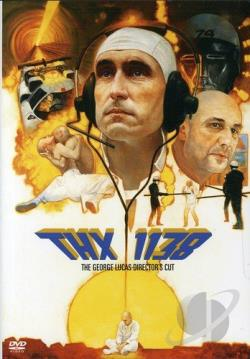 THX 1138 DVD Cover Art