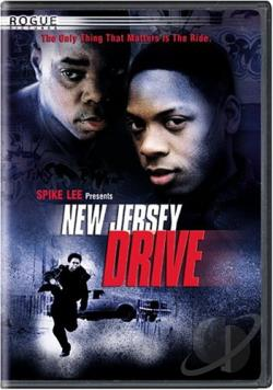 New Jersey Drive DVD Cover Art