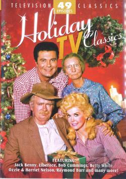 Holiday TV Classics Jack Benny, Charles Ruggles, Buddy Ebsen, Jack Webb, Donna Douglas