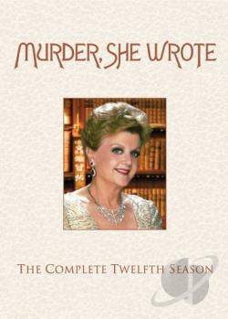 Murder, She Wrote - The Complete Twelfth Season DVD Cover Art