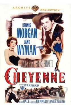 Cheyenne DVD Cover Art