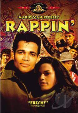 Rappin' DVD Cover Art